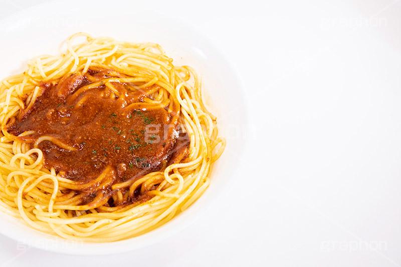 ミートソース スパゲティ カロリー