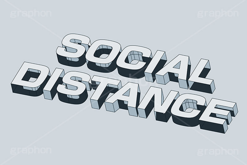 SOCIAL DISTANCE,HOME,STAY HOMEソーシャルディスタンス,人物,距離,離,メートル,ウィルス,感染,防止,予防,行列,接触,行動指針,感染対策,ルール,マナー,緊急事態,外出自粛,自粛,密閉,密集,密接,濃厚接触,ポスター,掲示,予防,人混み,注意,ヘルスケア,ケア,健康,医療,対策,不要不急,テキスト,文字,3D,3D文字,立体,見出し,文言,ポップ,広告,宣伝,ポスター,チラシ,強調,アピール,プロモーション,メッセージ,販促,店舗,斜め,アイソメトリック,デザイン,イラスト,モノクロ,illustration,isometric,text,pop,appeal,poster,promotion,message,home,virus